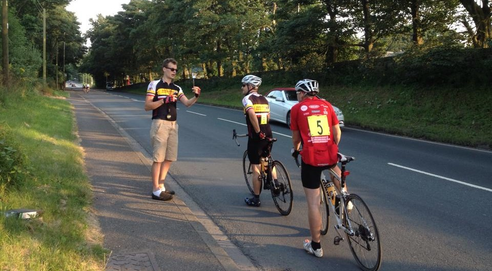 Huddersfield Star Wheelers Time Trial